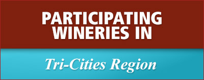 Participating Wineries in the Tri-Cities