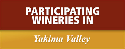 Participating Wineries in Yakima Valley